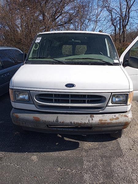 2001 Ford Econoline E-250 Commercial