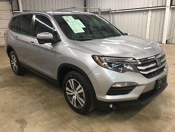 2017 Honda Pilot EXL en venta en Edinburg, TX Image