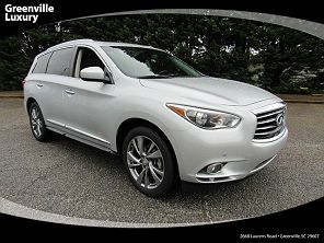 Image of Used 2013 Infiniti JX