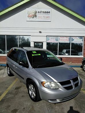 Image of Used 2006 Dodge Caravan SXT