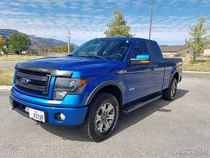 Image of Used 2013 Ford F-150 FX4