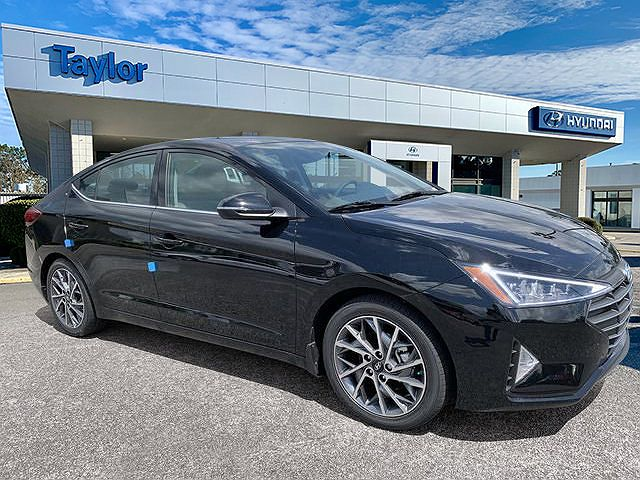 2020 Hyundai Elantra Limited Edition