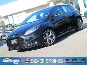 Image of Used 2014 Ford Focus ST ST
