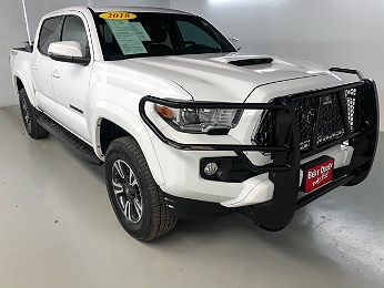 2018 Toyota Tacoma TRD Sport en venta en Edinburg, TX Image