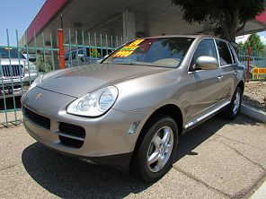 Image of Used 2004 Porsche Cayenne S