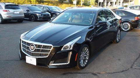 Image of Used 2014 Cadillac CTS Luxury