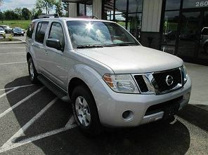 Image of Used 2008 Nissan Pathfinder SE