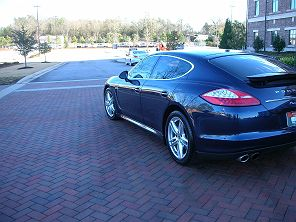 Image of Used 2012 Porsche Panamera 4S