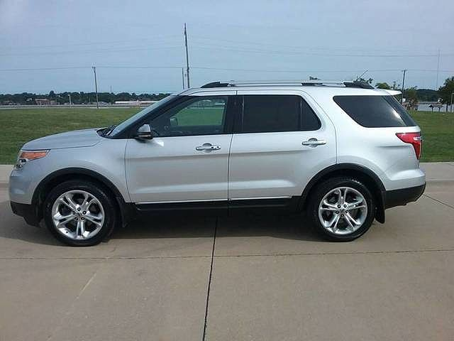 2011 Ford Explorer Limited Edition