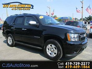 Image of Used 2009 Chevrolet Tahoe LT