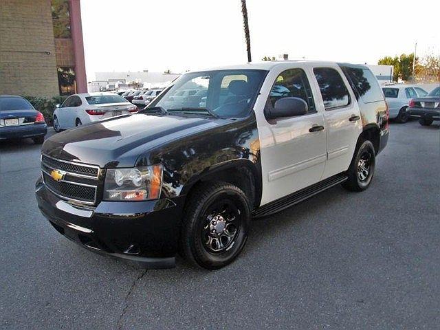 2013 Chevrolet Tahoe Police