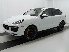 Image of Used 2016 Porsche Cayenne Turbo / Turbo S Turbo