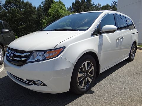 Image of Used 2015 Honda Odyssey Touring
