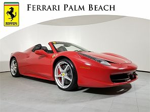Image of Certified 2013 Ferrari 458