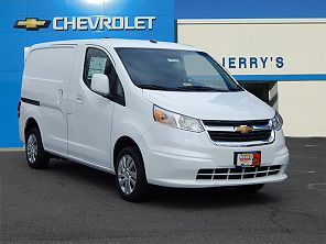 Image of New 2017 Chevrolet City Express LT