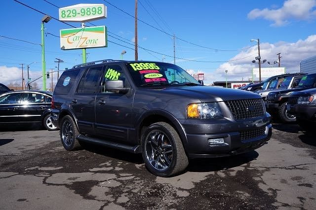 2005 Ford Expedition Limited