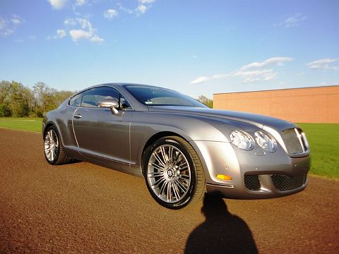 Image of Used 2008 Bentley Continental GT Speed GT
