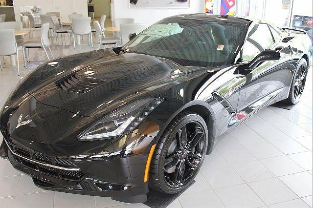 2018 Chevrolet Corvette Z51 LT1