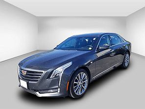 Image of Used 2017 Cadillac CT6 Luxury