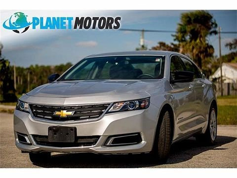 Image of Used 2016 Chevrolet Impala LS