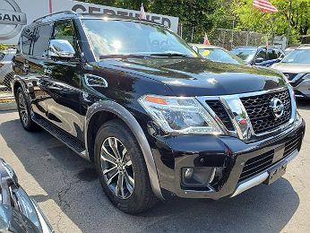 2018 Nissan Armada SL en venta en Woodside, NY Image