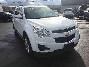 Image of Used 2012 Chevrolet Equinox LT