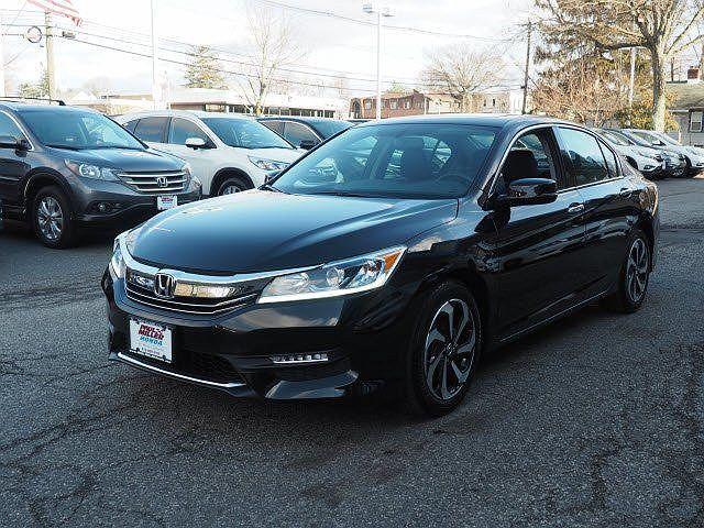 2016 Honda Accord EXL