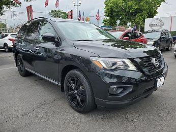 2018 Nissan Pathfinder SL en venta en Woodside, NY Image