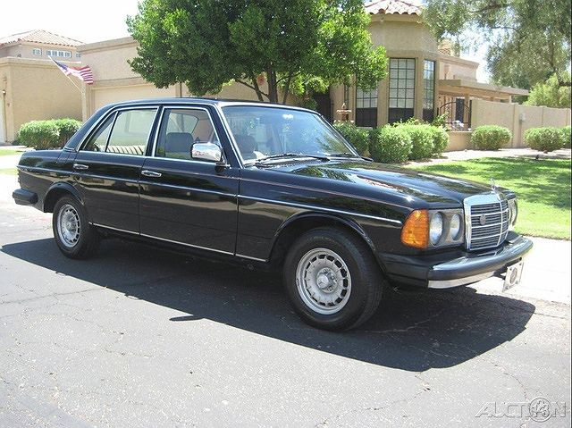 1980 Mercedes-Benz 300