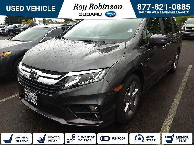 2018 Honda Odyssey EX L