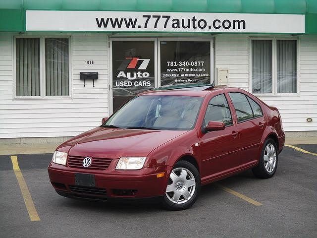 2000 Volkswagen Jetta GLX