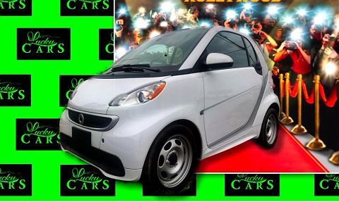 Image of Used 2015 Smart Fortwo Passion