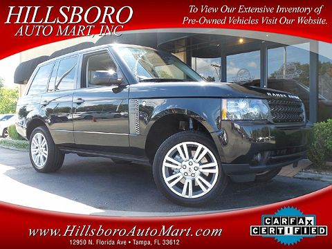 Image of Used 2011 Land Rover Range Rover HSE