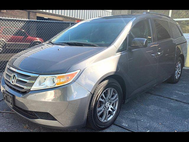 2011 Honda Odyssey EX L