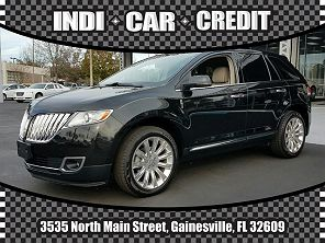 Image of Used 2012 Lincoln MKX