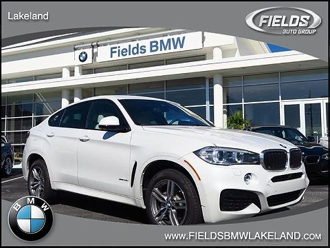 Image of Certified 2017 BMW X6 xDrive35i