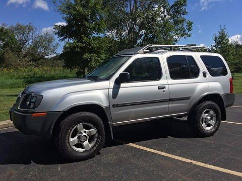 Image of Used 2004 Nissan Xterra XE