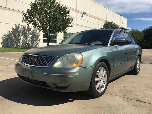 2005 Ford Five Hundred Limited Edition