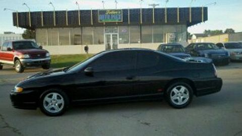 Image of Used 2004 Chevrolet Monte Carlo SS