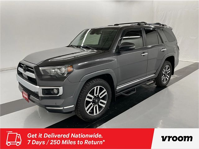 2020 Toyota 4Runner Limited Edition