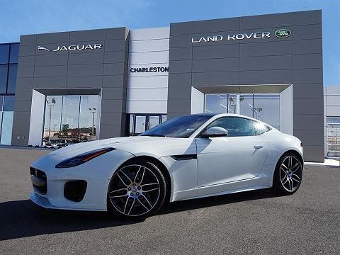 Image of New 2018 Jaguar F-type R-Dynamic