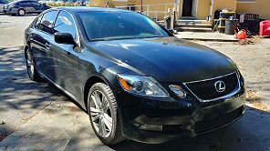 Image of Used 2007 Lexus GS 450h