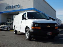 Image of New 2017 Chevrolet Express 3500