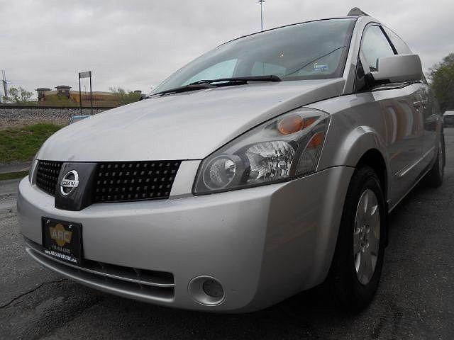 2005 Nissan Quest SE