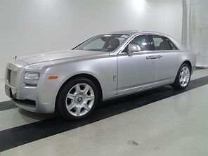 Image of Used 2013 Rolls-Royce Ghost Series II