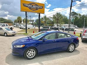 Image of Used 2014 Ford Fusion SE