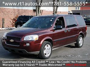 Image of Used 2008 Chevrolet Uplander LS