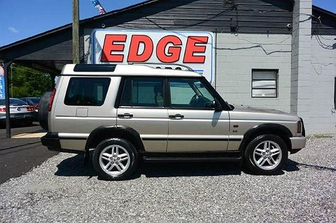 Image of Used 2003 Land Rover Discovery II SE