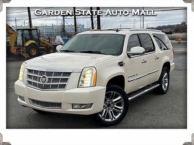 2009 Cadillac Escalade ESV Platinum