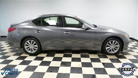Image of Used 2014 Infiniti Q50
